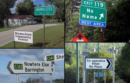 Kota dengan Nama Paling Aneh di Dunia Nameless-No-Name-No-Place-Nowhere-Else
